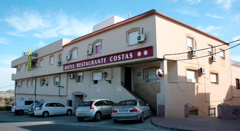 Hotel los periquitos vive el nordeste de murcia - Piscina los periquitos ...